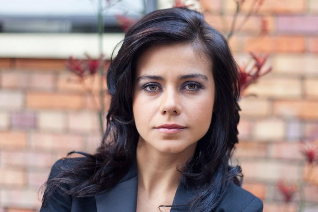 Alejandra Rivolta - Periodistas de RCN - foto por Juan Aguayo