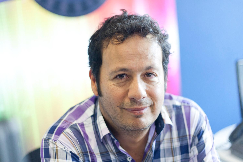 Periodistas de RCN Radio - Retratos de Fotografia - Juan Aguayo