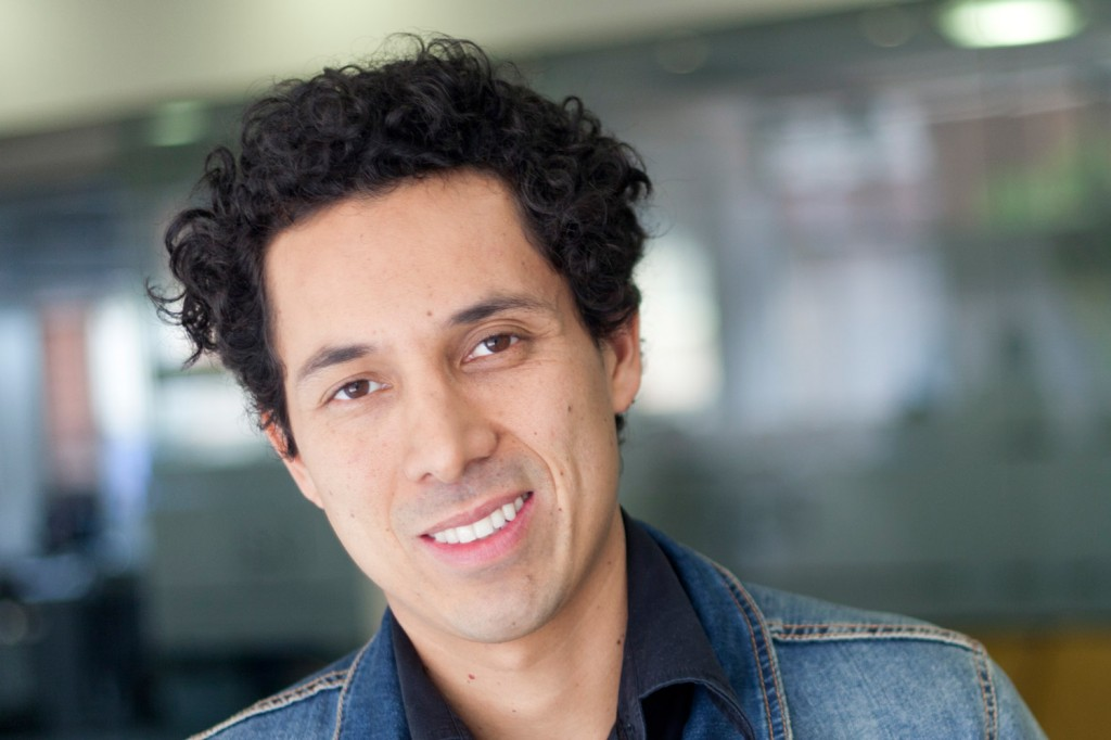 Alexander Pinilla - Periodistas de RCN - foto por Juan Aguayo