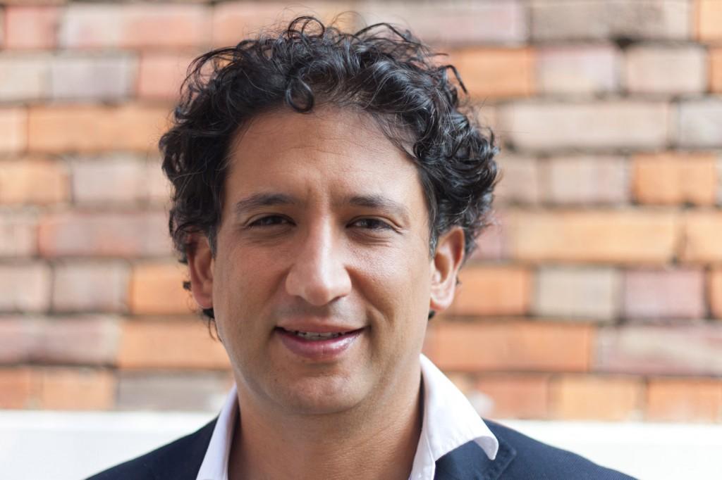 Antonio Casale - Periodistas de RCN - foto por Juan Aguayo