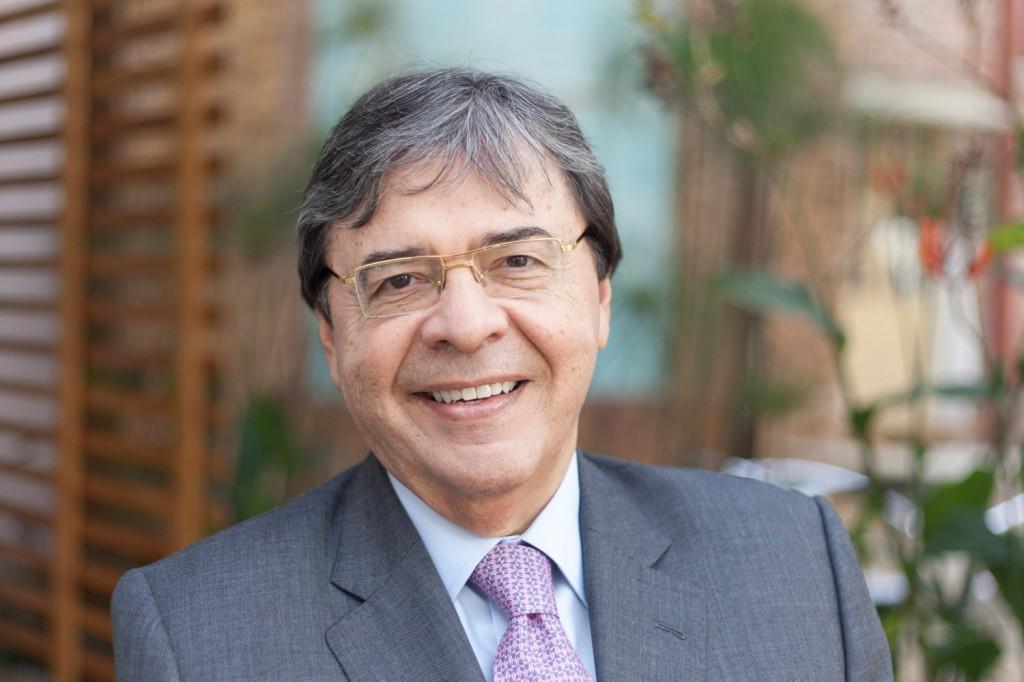 Carlos Holmes - Periodistas de RCN - foto por Juan Aguayo