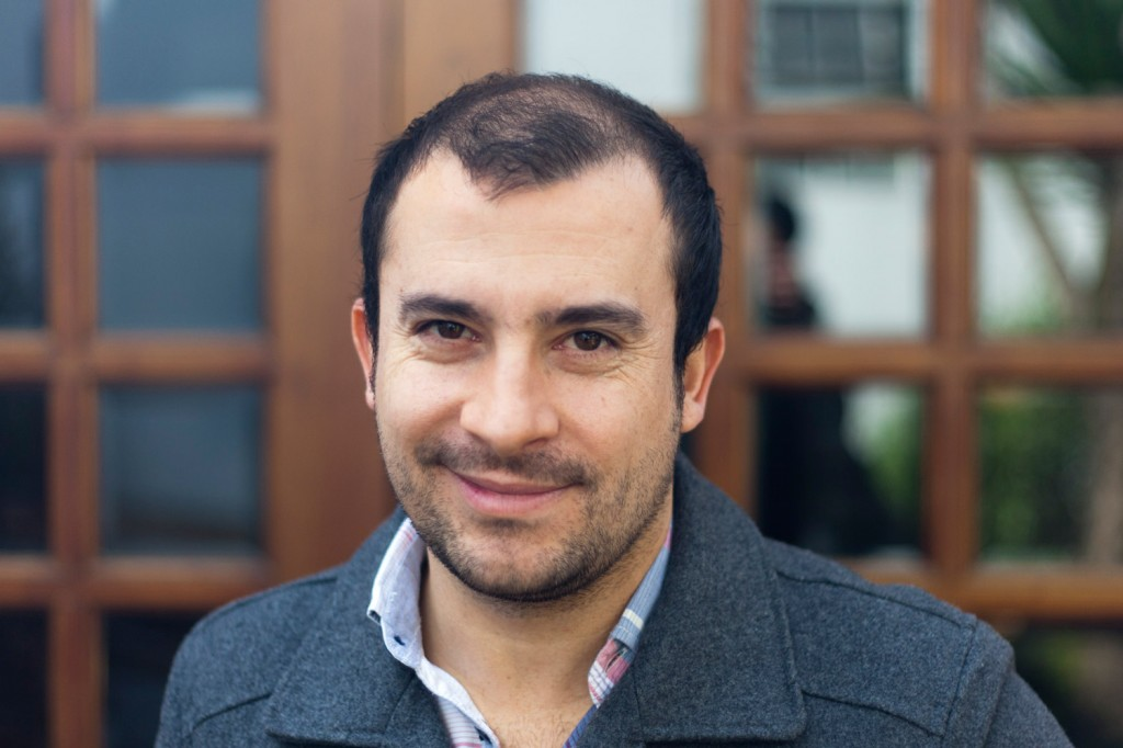 Cesar Osorio - Periodistas de RCN - foto por Juan Aguayo