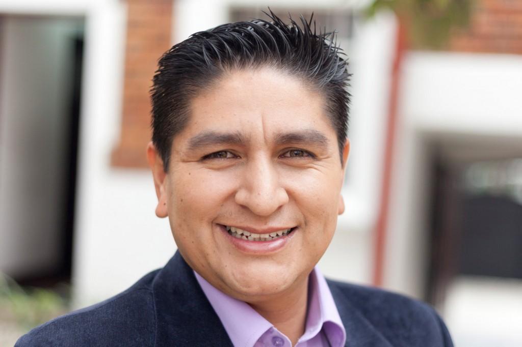 Francisco Romero - Periodistas de RCN - foto por Juan Aguayo