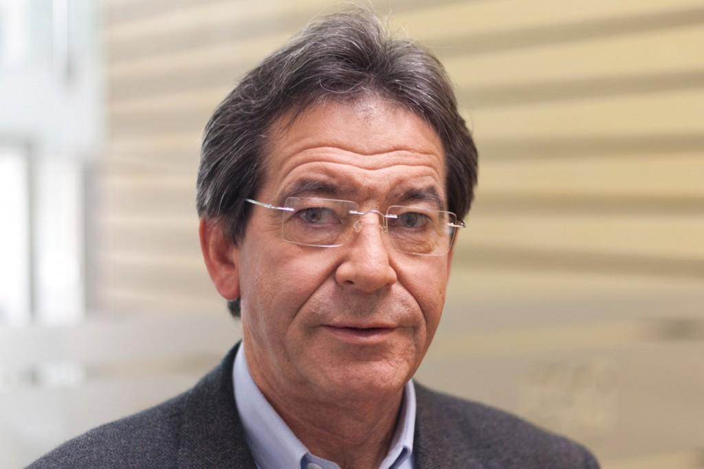 Germán Mejía - Periodistas de RCN - foto por Juan Aguayo