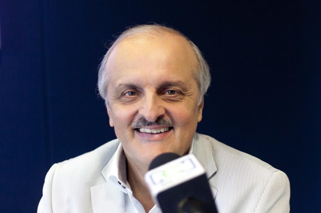 Gonzalo González - Periodistas de RCN - foto por Juan Aguayo