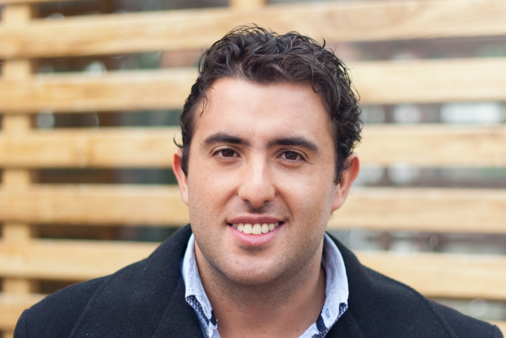 Gustavo Jaramillo - Periodistas de RCN - foto por Juan Aguayo