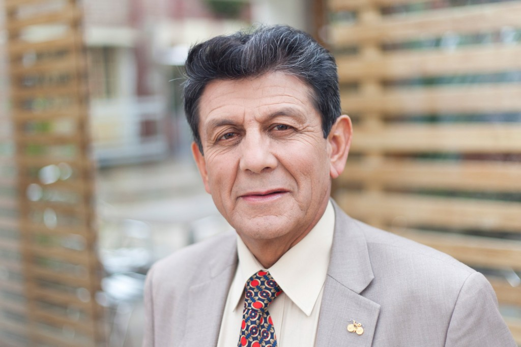 Hector Urrego - Periodistas de RCN - foto por Juan Aguayo