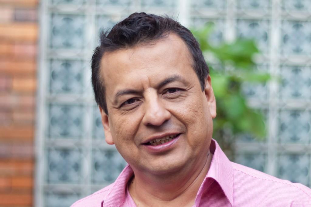 J Fernando Quintero - Periodistas de RCN - foto por Juan Aguayo