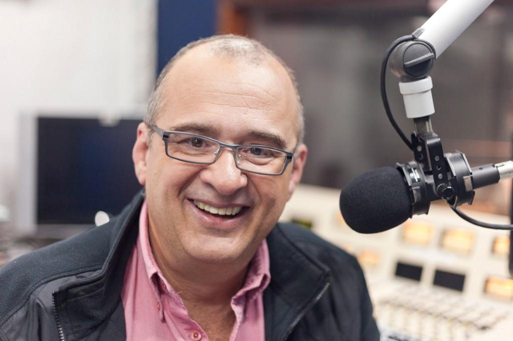 J Mario Valencia - Periodistas de RCN - foto por Juan Aguayo