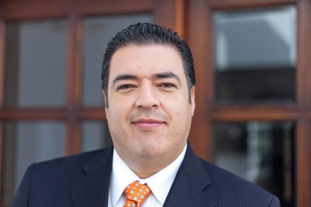 Jairo Lozano - Periodistas de RCN - foto por Juan Aguayo