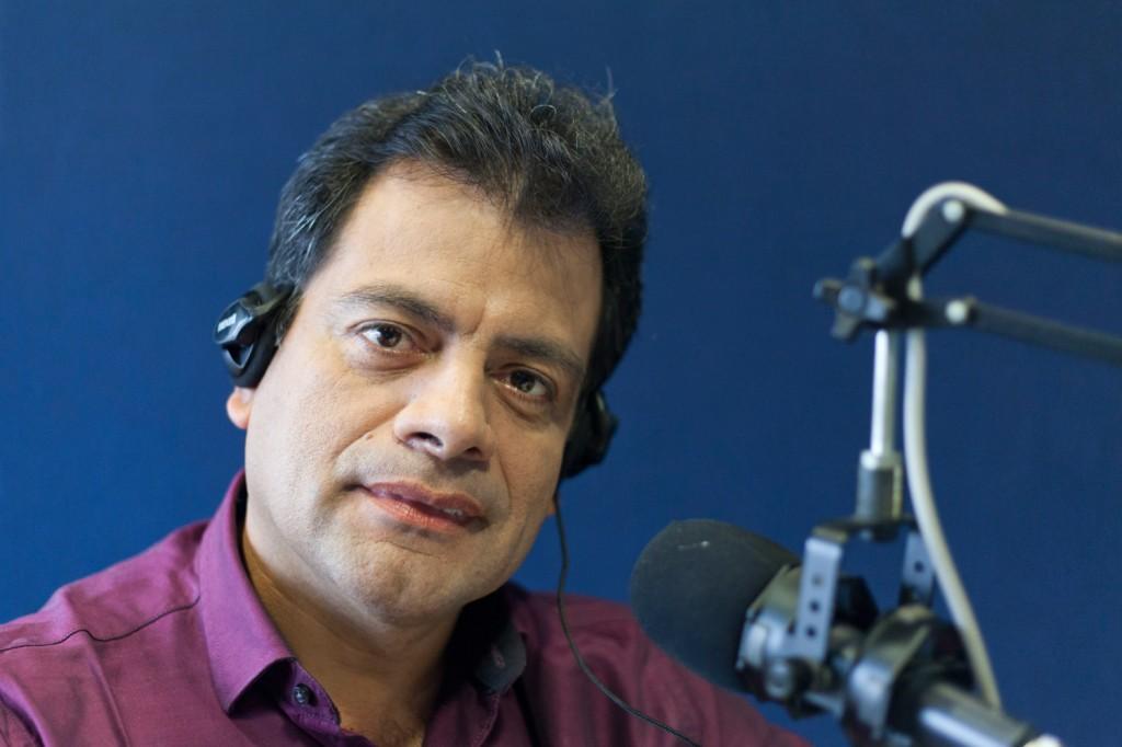 Jairo Tarazona - Periodistas de RCN - foto por Juan Aguayo