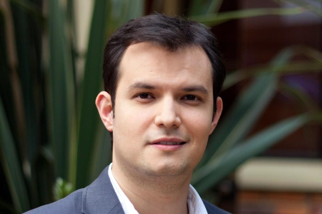 Jose Manuel Acevedo - Periodistas de RCN - foto por Juan Aguayo
