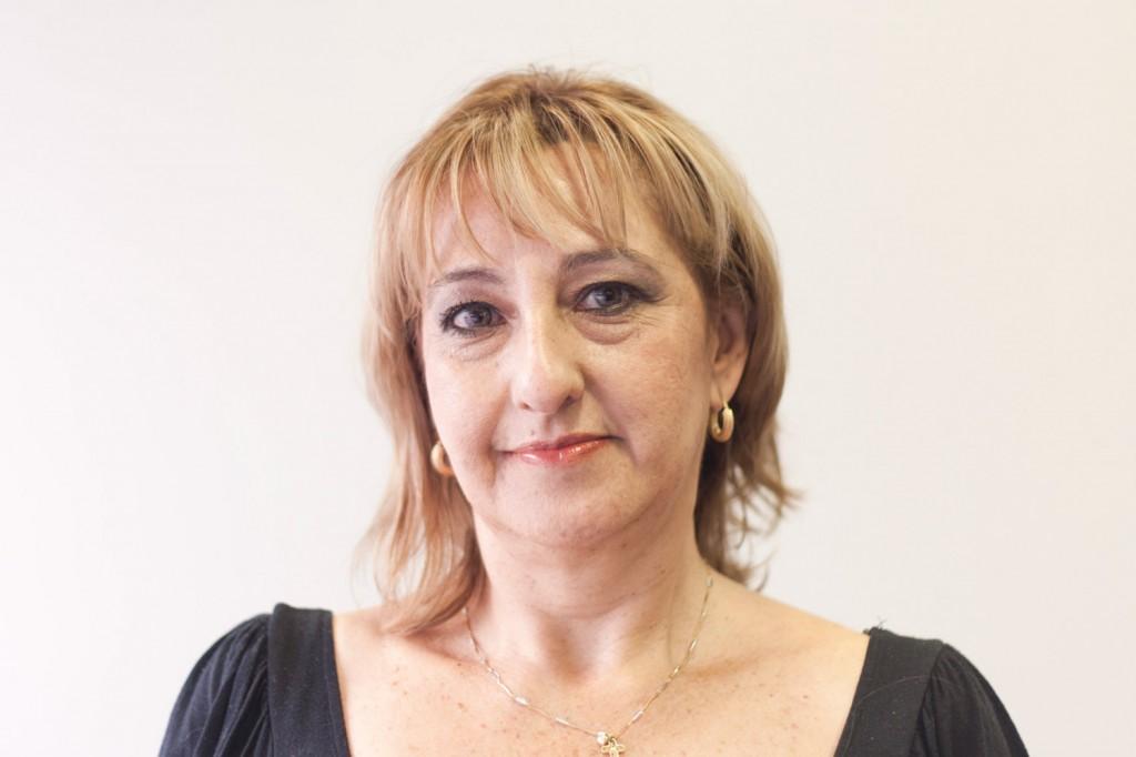 Martha Camargo - Periodistas de RCN - foto por Juan Aguayo