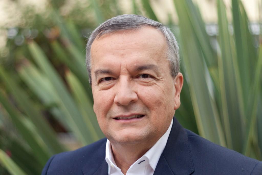 Oscar Restrepo - Periodistas de RCN - foto por Juan Aguayo