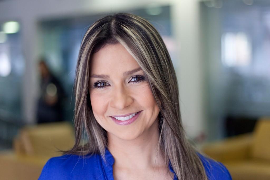 Vicky Dávila - Periodistas de RCN - foto por Juan Aguayo