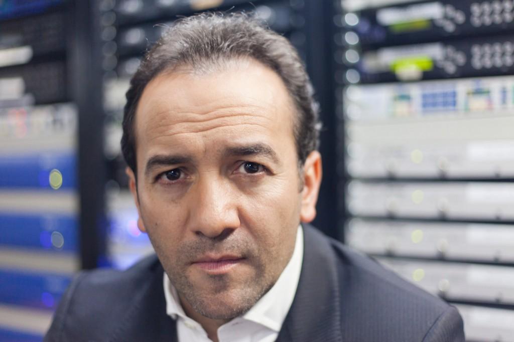 Yamid Amat Serna - Periodistas de RCN - foto por Juan Aguayo